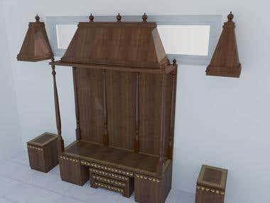 Temple Module