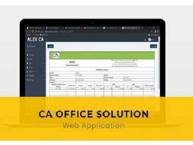 CA Office Solution