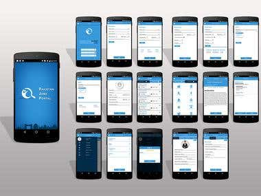 Mobile Apps UI/UX