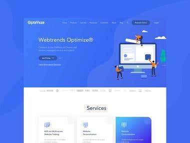 Website OptimizeTrend