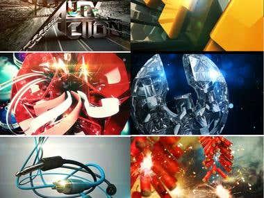 Our Work Design Frames.