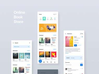 Book Lib app