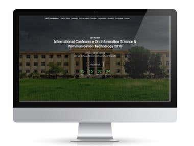UBIT Conference Website