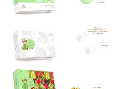 Packaging for Сandy