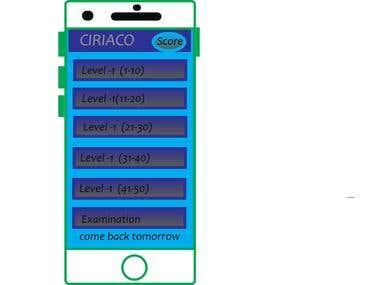 Quiz study app : CIRIACO