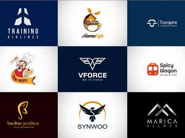 ALL STYLE LOGOS