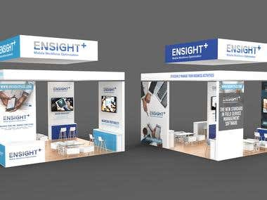 Ensight + Exhibition Design