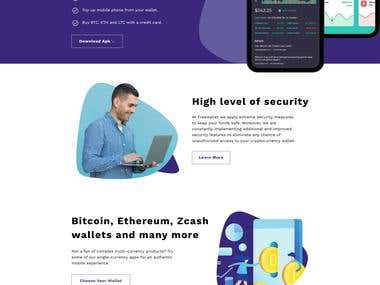 Bitcoin Mockup