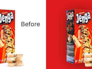 Photoshop Background Remove