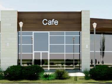 Retail Storefront Facade