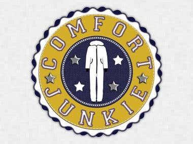 Comfort Junkie Logo