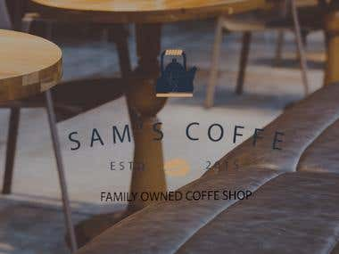 LOGO FOR COFFE SHOP