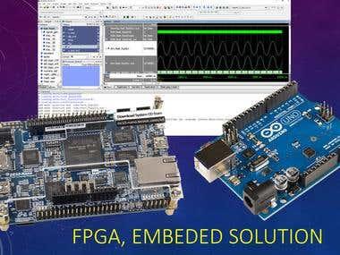 FPGA ,Embedded Solution