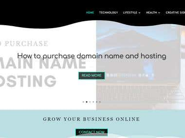 PerkyTrendz- Blog or Digital Marketing Services