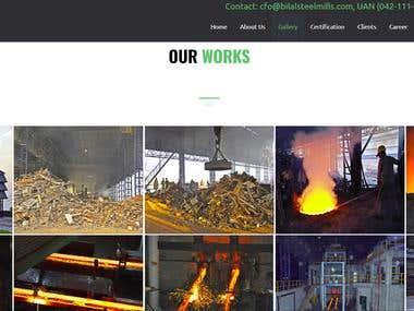 Bilal Steel Mills