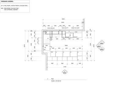Joineries and Shop Drawings