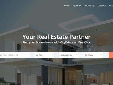 REAL-ESTATE MARKETPLACE