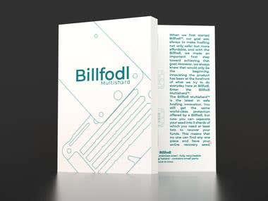 BILLFODL - Photo-realistic 3D Product Render