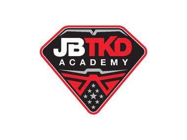 JBTKD Uniform Patch