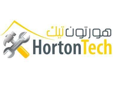 HortonTech - Logo