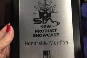 Winner of ISC Award 2019