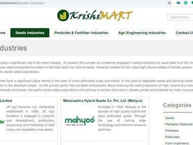 php-wordpress Website