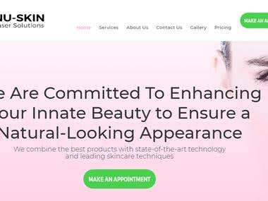 Nu-Skin Laser Solution