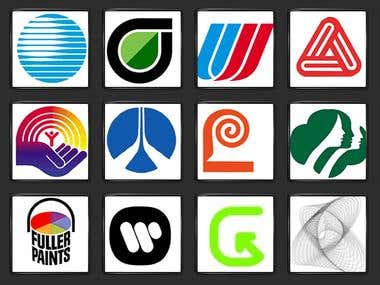 Exemplo de Logotipos