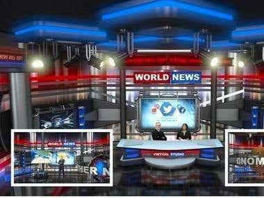 vitual media web channel