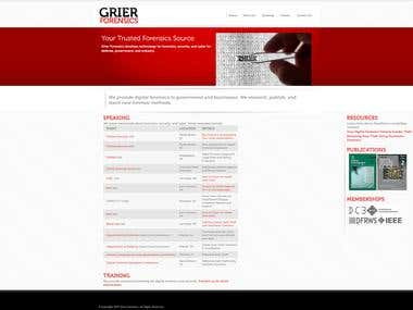 Grier Forensic