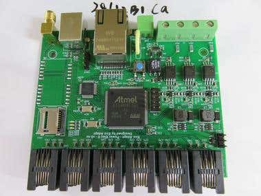 AC POWER MANAGEMENT BOARD