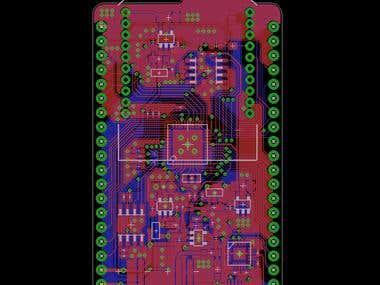 Eagle PCB design (SODAC, Nick)