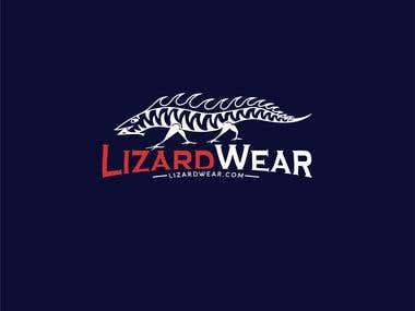 Lizard Wear logo