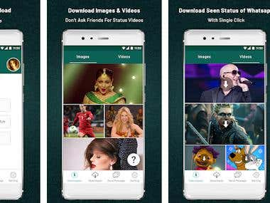 Android Status Saver New - Status Downloader 2019 app