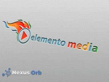 Logo Design for Elemento Media