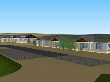 Design 2 house in America