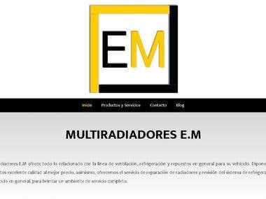 Multiradiadores E&M