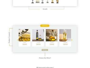 MAHAK OIL Web UI