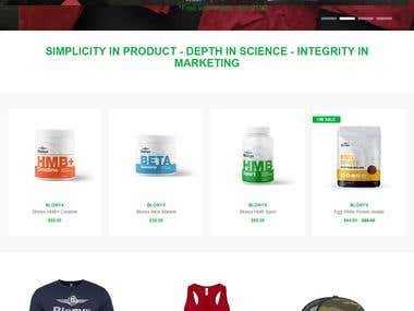Bloynx Biosciences Incorporation Shopify