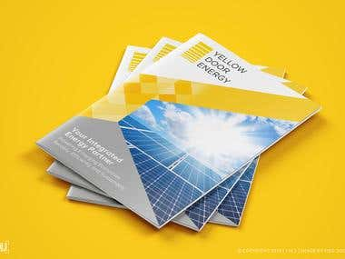 Yellow Door Energy Company Brochure