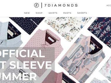 7 DIAMONDS Boutiques