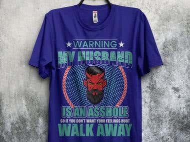 Husband T Shirt