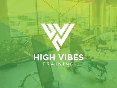 High Vibes Training Logo