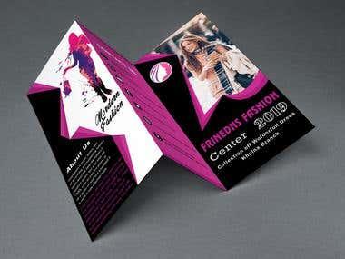 Brochure Design / Flyer Design