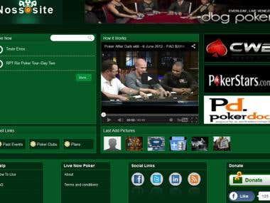 Casino Game design and development