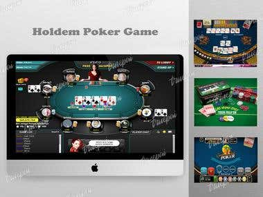 Holdem Poker Game Development
