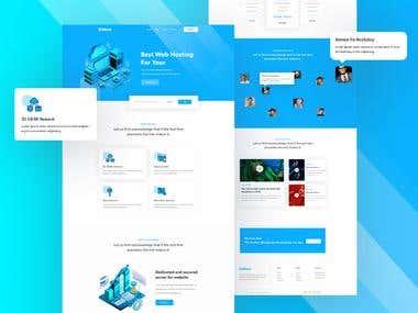 hosting website company
