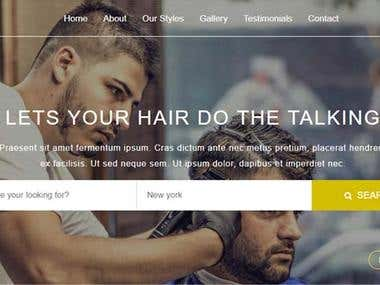 Online Salon Appointment Booking Solution