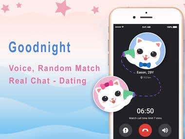 Goodnight: Fun Voice Chat