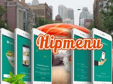 hipMenu - Easy Food Delivery